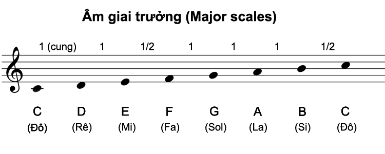 am-giai-truong-major-scale